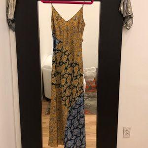 Zara woman maxi dress